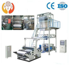 High Output PE Heat Shrink Film Blowing Machine